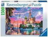 Moscow                    1500p Puslespil;Puslespil for voksne - Ravensburger