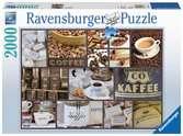 Kaffeepause Puzzle;Erwachsenenpuzzle - Ravensburger