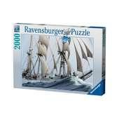 Le Statsraad Lehmkuhl Puzzle;Puzzle adulte - Ravensburger