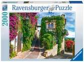 Franse idylle Puzzels;Puzzels voor volwassenen - Ravensburger