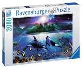 Puzzle 2000 p - Orques harmonieux Puzzle;Puzzle adulte - Ravensburger