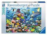 Underwater Jigsaw Puzzles;Adult Puzzles - Ravensburger