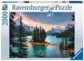 Puzzle 2000 p - Île de l Esprit, Canada Puzzle;Puzzle adulte - Ravensburger