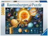 Planetární soustava 5000 dílků 2D Puzzle;Puzzle pro dospělé - Ravensburger