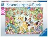 Kattenvriendschap / Jolis chatons Puzzels;Puzzels voor volwassenen - Ravensburger