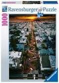 Lombard Street, San Francisco Puzzle;Puzzles adultes - Ravensburger