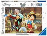 Pinocchio Collector s Edition  1000pc Puslespil;Puslespil for voksne - Ravensburger
