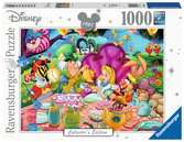 Alice in Wonderland Collectors Ed 1000pc Puslespil;Puslespil for voksne - Ravensburger