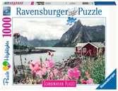 Lofoten, Norway           1000p Puslespil;Puslespil for voksne - Ravensburger