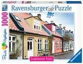 Aarhus, Denmark           1000p Puslespill;Voksenpuslespill - Ravensburger