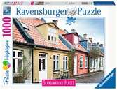 Aarhus, Denmark           1000p Puslespil;Puslespil for voksne - Ravensburger
