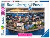Stockholm, Zweden Puzzels;Puzzels voor volwassenen - Ravensburger