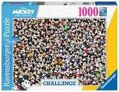 Mickey - challenge puzzel Puzzels;Puzzels voor volwassenen - Ravensburger