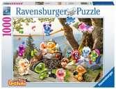 Bij de picknick Puzzels;Puzzels voor volwassenen - Ravensburger