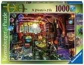 La vie de pirate Puzzels;Puzzles adultes - Ravensburger