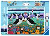 Puffinry, 500pc Puzzles;Adult Puzzles - Ravensburger