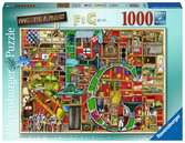 Awesome Alphabet F and G Puzzels;Puzzels voor volwassenen - Ravensburger