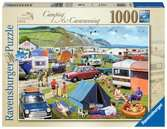 Leisure Days No 5 Camping & Caravanning, 1000pc Puzzles;Adult Puzzles - Ravensburger