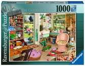 My Haven No 8, The Garden Shed 1000pc Puzzles;Adult Puzzles - Ravensburger