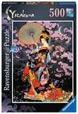 Yozakura Puzzels;Puzzels voor volwassenen - Ravensburger