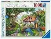 Flower Hill Lane Puzzels;Puzzels voor volwassenen - Ravensburger
