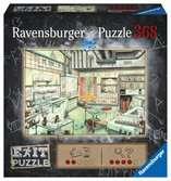 Exit Puzzle: Laboratoř 368 dílků 2D Puzzle;Puzzle pro dospělé - Ravensburger