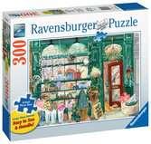 La boutique de fleurs Puzzels;Puzzles adultes - Ravensburger