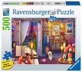 Knusse badkamer / Dans la baignoire Puzzels;Puzzels voor volwassenen - Ravensburger