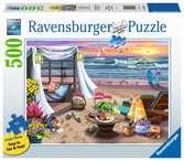 Strandavond Puzzels;Puzzels voor volwassenen - Ravensburger