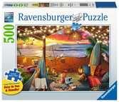 Gezellige cabana Puzzels;Puzzels voor volwassenen - Ravensburger