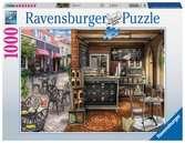 Typisch café Puzzels;Puzzels voor volwassenen - Ravensburger