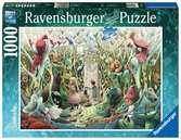 De geheime tuin Puzzels;Puzzels voor volwassenen - Ravensburger