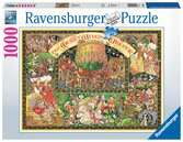 De Windsor vrouwen / Les épouses de Windsor Puzzels;Puzzels voor volwassenen - Ravensburger