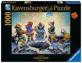 IJsvissen Puzzels;Puzzels voor volwassenen - Ravensburger