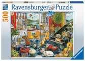 La salle de musique Puzzels;Puzzles adultes - Ravensburger