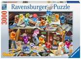 German Tourists Jigsaw Puzzles;Adult Puzzles - Ravensburger