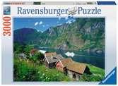 Sognefjord Noorwegen Puzzels;Puzzels voor volwassenen - Ravensburger