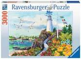Coastal Paradise Jigsaw Puzzles;Adult Puzzles - Ravensburger