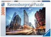 Puzzle 3000 p - Flat Iron Building, New York Puzzle;Puzzle adulte - Ravensburger