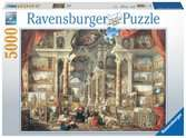 Views of Modern Rome Jigsaw Puzzles;Adult Puzzles - Ravensburger