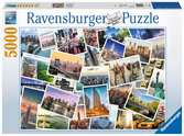 New-York - En effervescence Puzzle;Puzzle adulte - Ravensburger