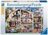 Gelini Puppenhaus Puzzle;Erwachsenenpuzzle - Ravensburger
