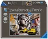 Métropole New-York City Puzzle;Puzzle adulte - Ravensburger