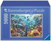 Paradis aquatique Puzzles;Puzzles pour adultes - Ravensburger