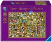 Colin Thompson Bookshelf, 18000pc Puslespil;Puslespil for voksne - Ravensburger
