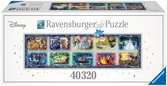 Puzzle 40000 p - Les inoubliables moments Disney Puzzle;Puzzle adulte - Ravensburger