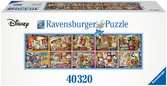 Mickey Mouse through the Years, 40,000pc Puzzles;Adult Puzzles - Ravensburger