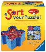 Trieur de pièces de puzzle Puzzle;Accessoires - Ravensburger