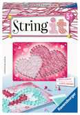 String it Mini: Heart Hobby;Creatief - Ravensburger