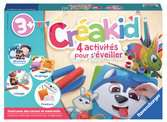 Créakid Kit multi-activités Loisirs créatifs;Activités créatives - Ravensburger